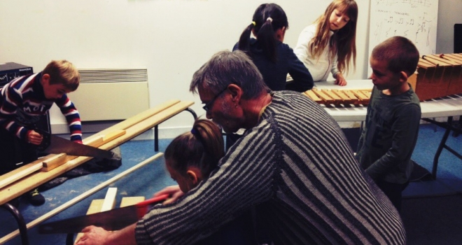 TICKET CULTURE – Atelier « Lutherie : Fabrication d'un xylophone » – 23 Octobre 2018